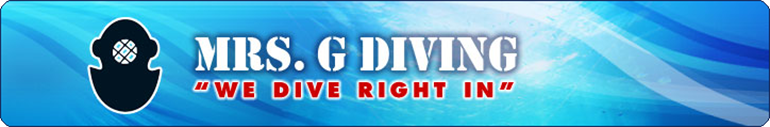 Mrs. G Diving South Florida Commercial Dive Service