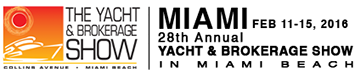 Miami Yacht and Brokerage Boat Show